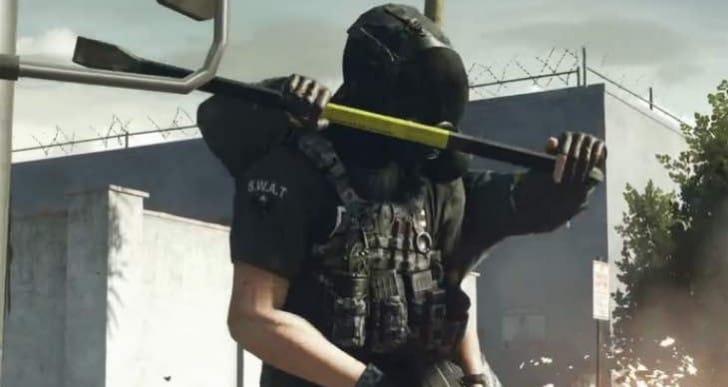 Battlefield Hardline pre-load for PS4