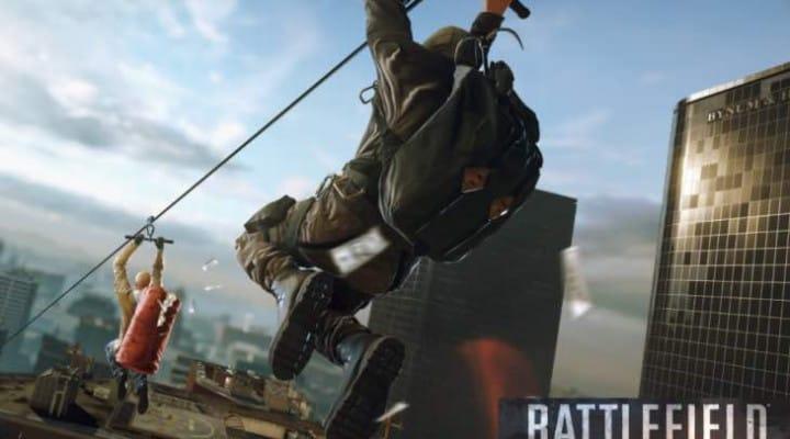 Get a free Battlefield Hardline battlepack as Veteran