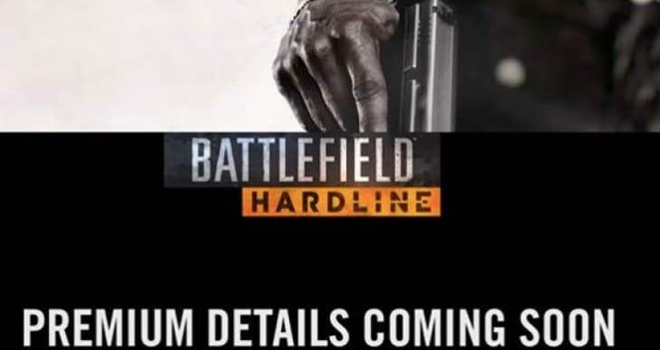 Battlefield Hardline premium confirmed
