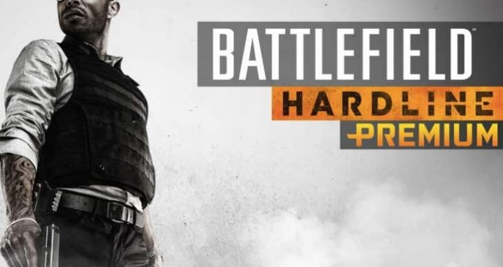 Battlefield Hardline Premium features list for DLC