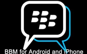 BBM Android release date equal to iOS