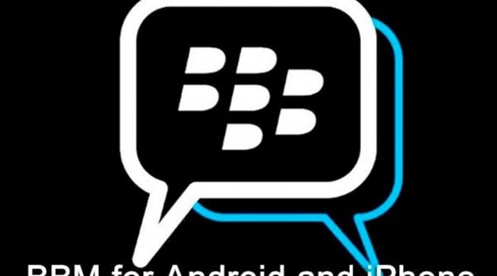 BBM app gains Find Friends on Android, iPhone