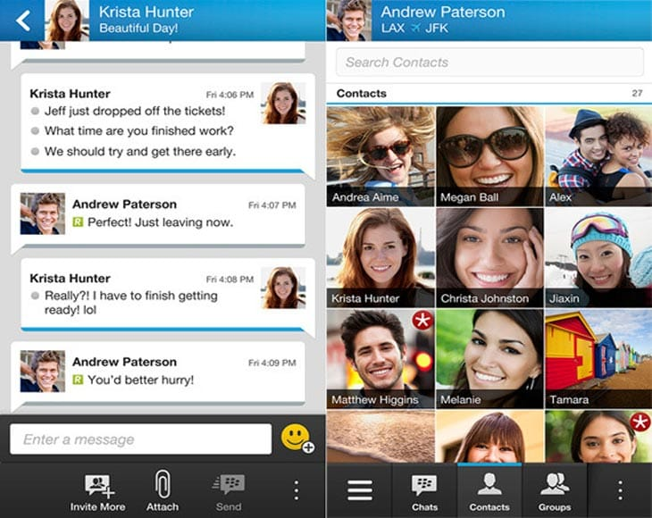 BBM Android kills iPhone release date