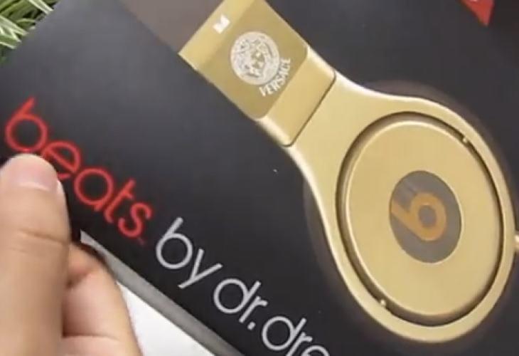 Beats headphones, as iPhone 6 audio box replacement