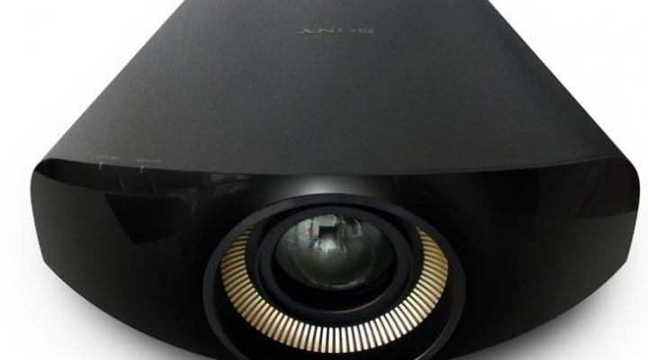 4K projector price point isn't there yet