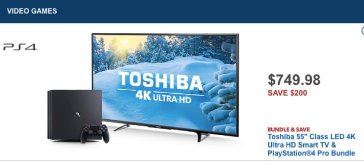 best-buy-toshiba-55-4k-tv-ps4-pro-bundle