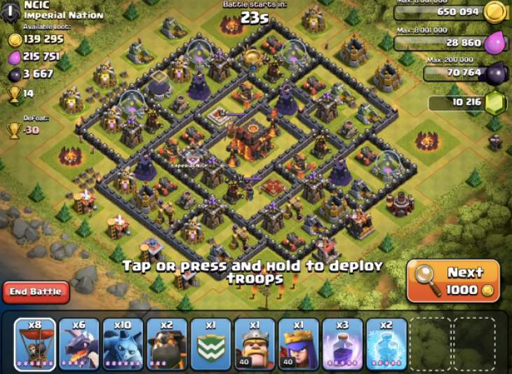 Best Clash Of Clans Lava Hound Attack Product Reviews Net