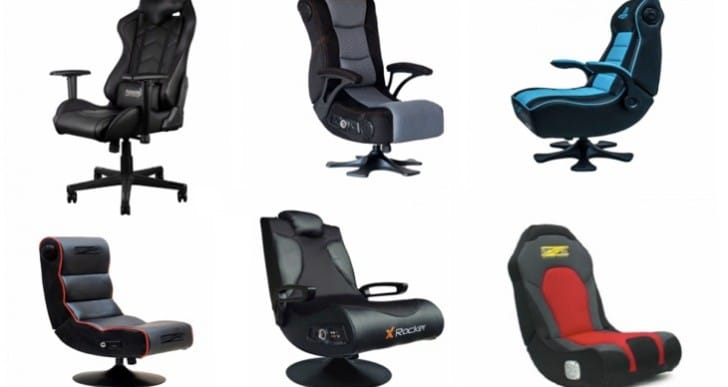 Gaming Chair deals for PS4, Xbox One on Black Friday