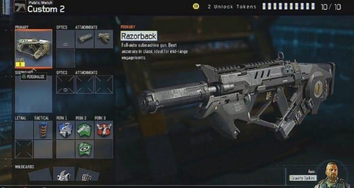 Best gun in Black Ops 3 is Razorback, OP claims