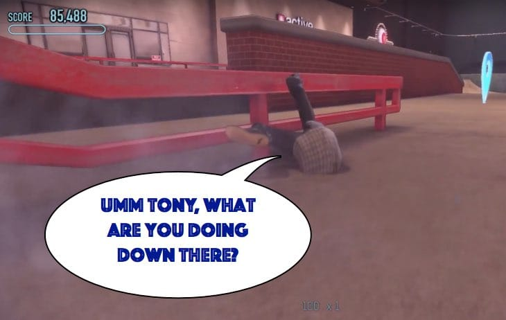 best-tony-hawk-pro-skater-5-glitch