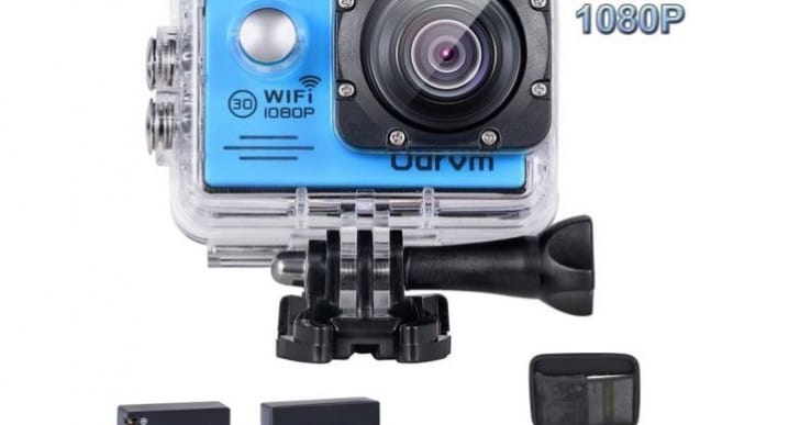 Best underwater camera from ODRVM for under £30