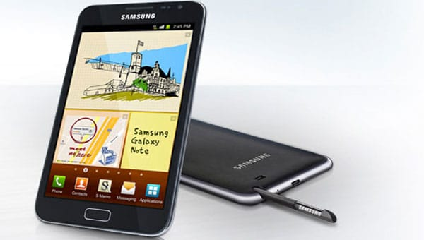Samsung deletes Galaxy Note 2 evidence