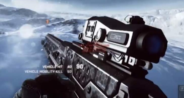 BF4 Final Stand weapons, maps live on CTE