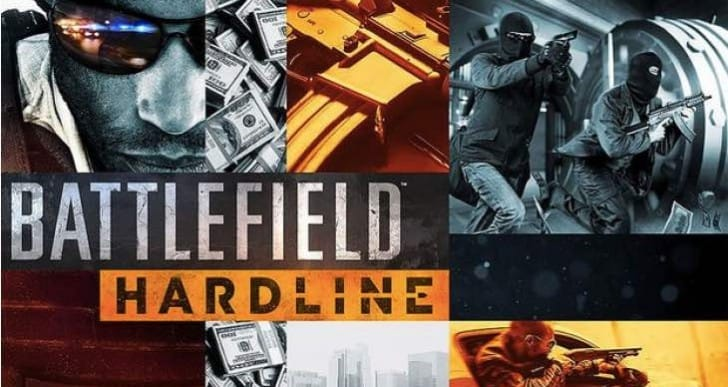 Battlefield Hardline Criminal Activity DLC news