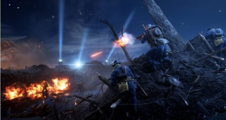 Battlefield 1 players to get free DLC map this month