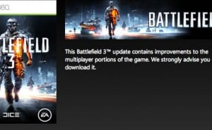 BF3 End Game on Xbox 360 needs monster update
