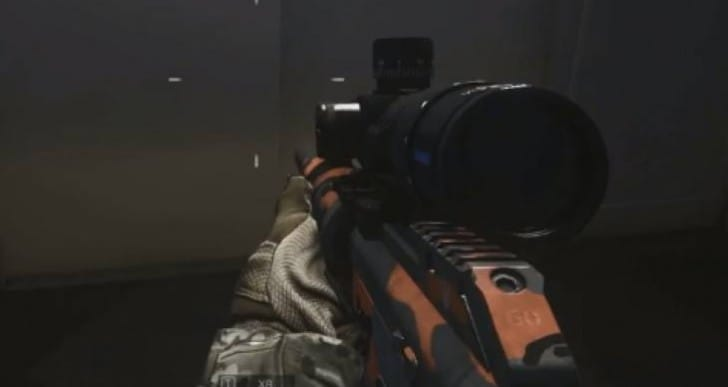Battlefield 4 CS5 sniper unlock on Dragon's Teeth