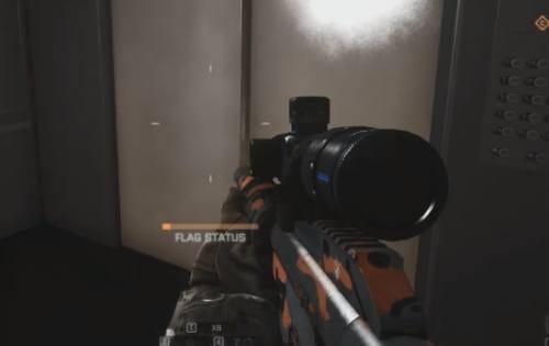 The CS5 McMillan sniper!