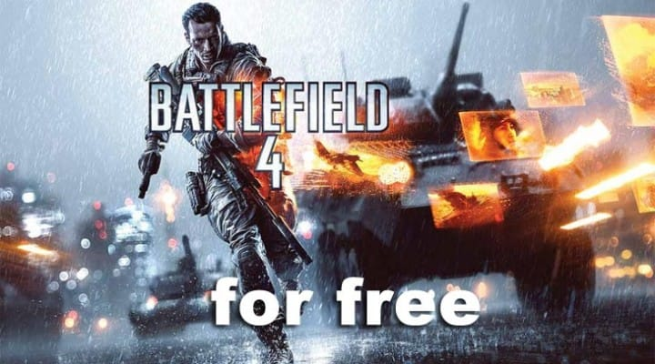 BF4 for free before PS Plus October 1st news