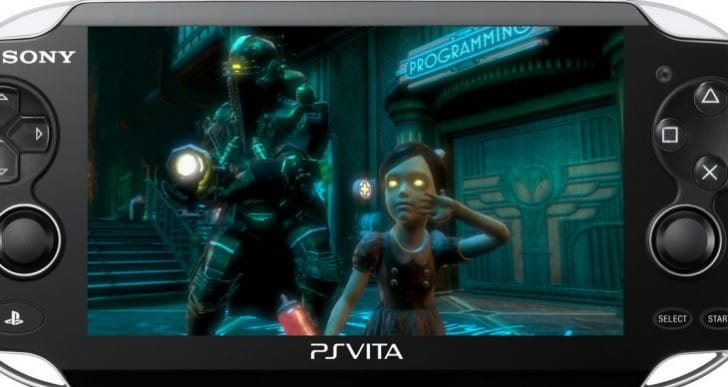 PS Vita Bioshock news update from developer