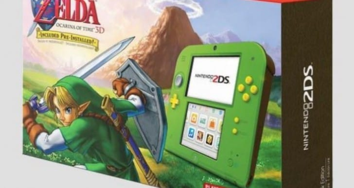 Black Friday Deals for Nintendo DS XL, 3DS, and 2DS