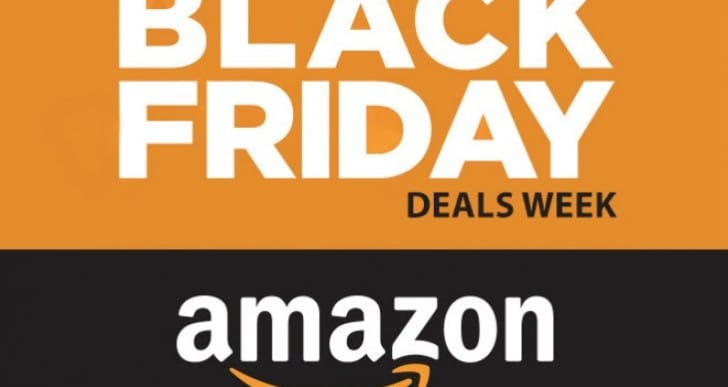 Amazon UK Black Friday Deals 2017 listed early
