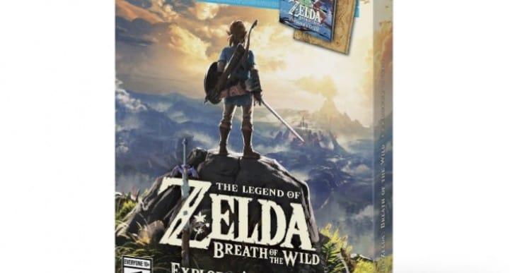 Nintendo Switch Black Friday 2017 deals for Zelda