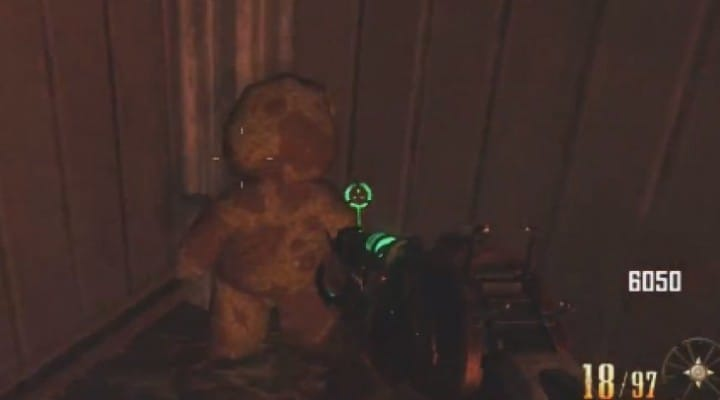 Black Ops 2 Buried zombies easter egg teddy bear locations