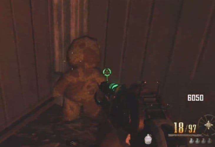 Black Ops Buried Zombies Easter Egg Teddy Bear Locations Product Reviews Net