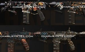 Black Ops 2 new weapon camos decided by vote
