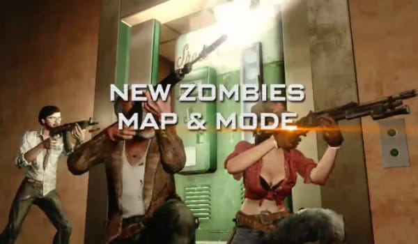 Black Ops 2 Die Rise zombie feature teases new tactics