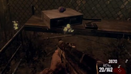 Black Ops 2 Zombies easter egg walkthrough visualized