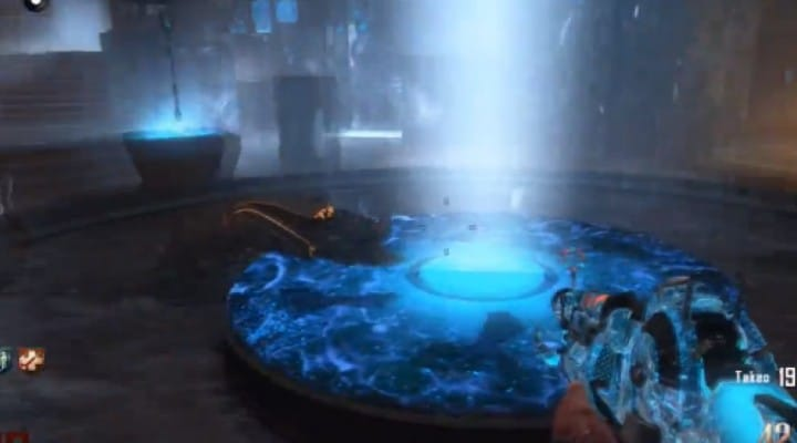 Black Ops 2 Origins Easter Egg complete on Solo