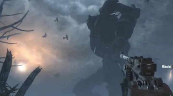Black Ops 2 Origins zombies gameplay walkthrough