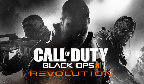 Black Ops 2 DLC Revolution revealed by mistake