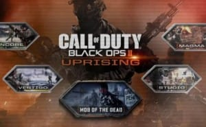 Black Ops 2 Uprising PS3 release time imminent