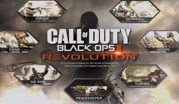 Wii U Revolution DLC for Black Ops 2 false alarm