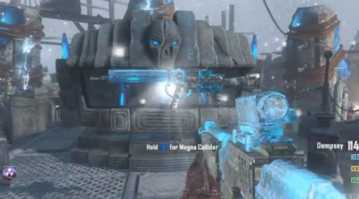 Black Ops 2 Origins Yellow Disc locations with secret
