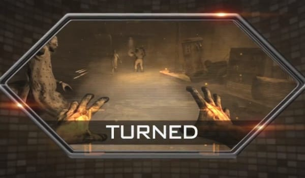 Black Ops 2 Die Rise Zombies with Turned gameplay