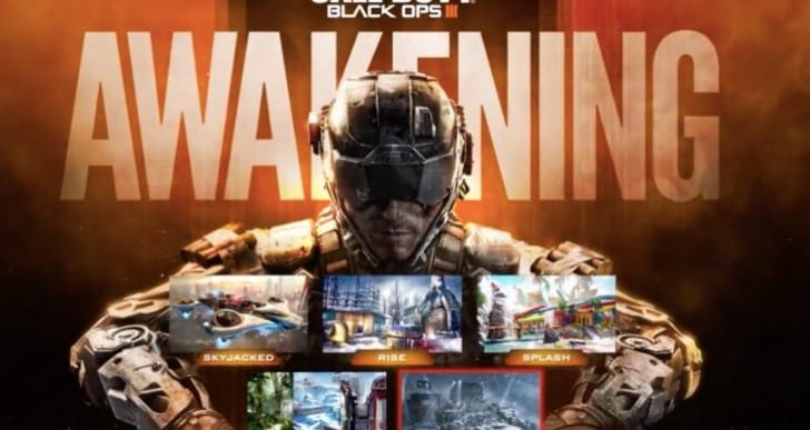Black Ops 3 Awakening DLC release time confirmed on PS store