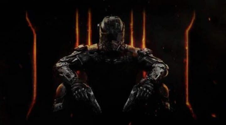 Potential Black Ops 3 box art for Xbox One, PS4
