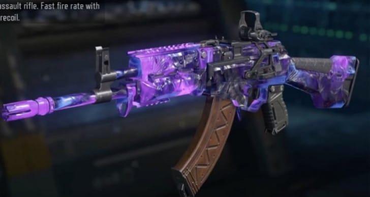 Black Ops 3 Dark Matter new camo update Vs old