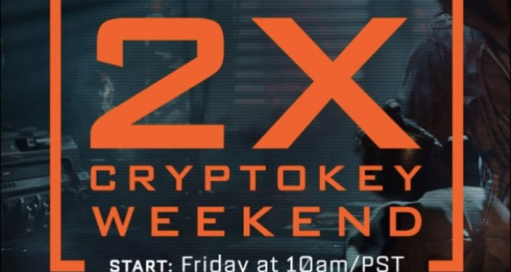 Black Ops 3 Double Cryptokey US, UK end time surprise