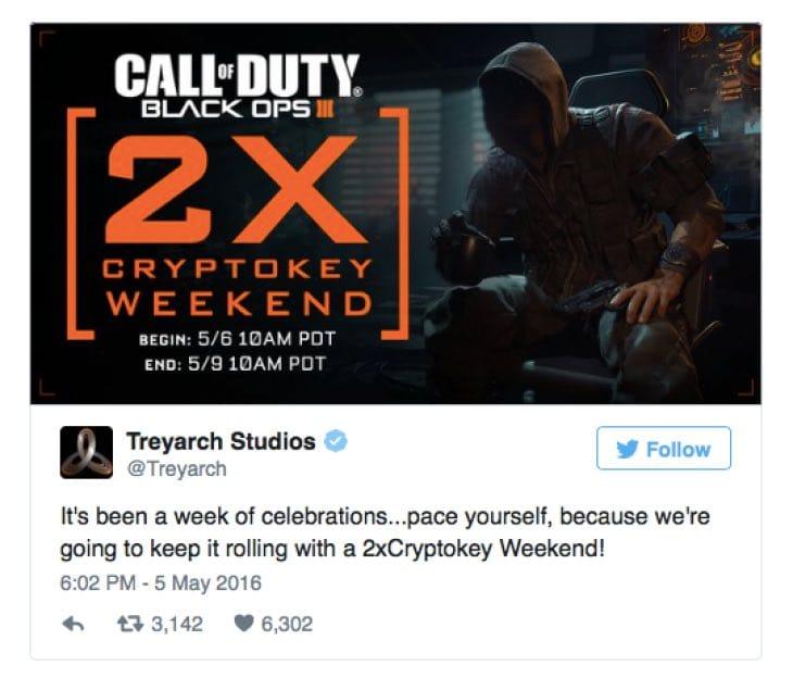 black-ops-3-double-xp-weekend-cryptokeys