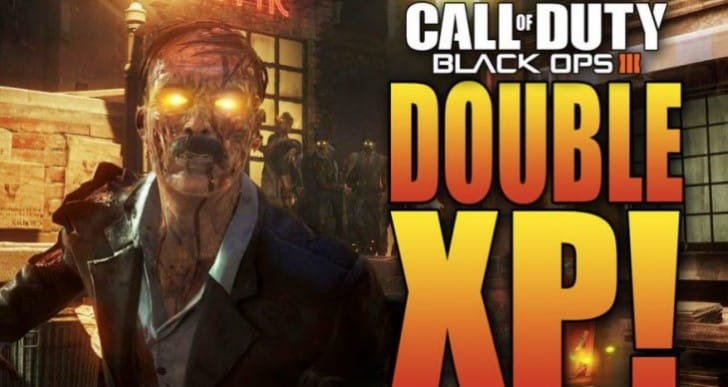 BO3 Double XP Weekend for Sept 23 missing