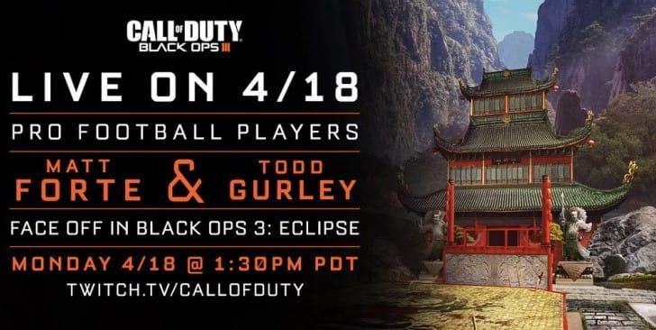 Black Ops 3 Eclipse DLC 2 live stream for secrets