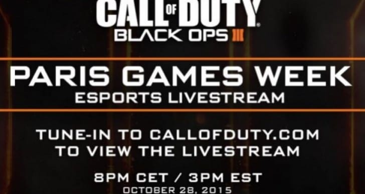 Black Ops 3 live stream for new gameplay