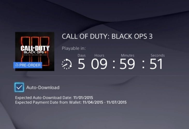 black-ops-3-pre-load-on-ps4-not-working