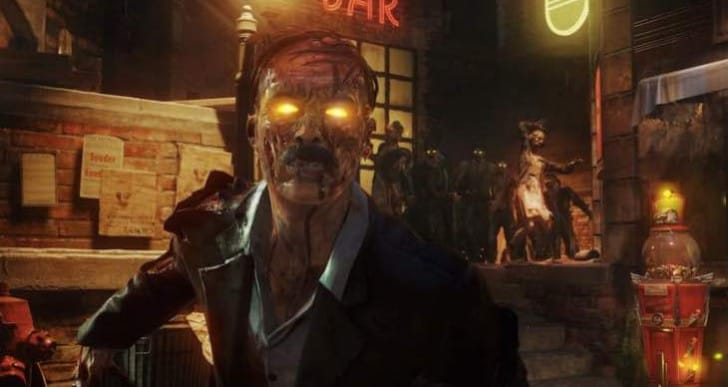 Black Ops 3 Zombies gets Shadows of Evil surprise