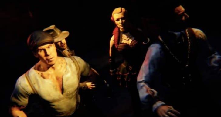 Black Ops 3 Zombies trailer breakdown for secrets